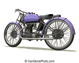 Motorrad Retro