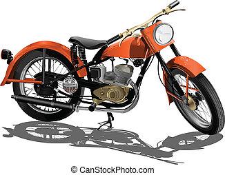 Motorradvektor