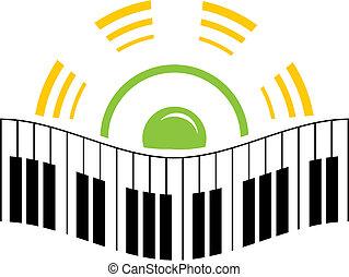 Musik-Logo