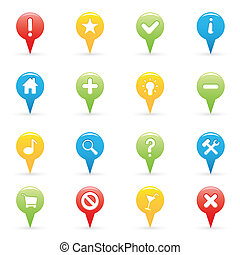 Navigations-Ikonen