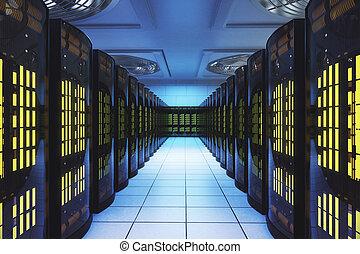 Netzwerk- und Kommunikationskonzept