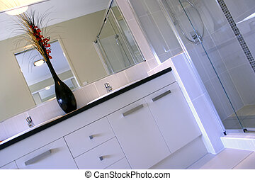 neu , badezimmer, design