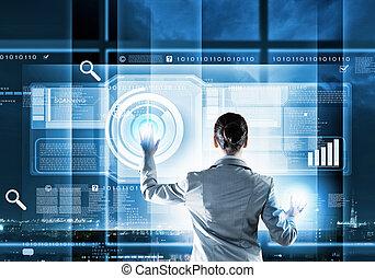 neu , technologien