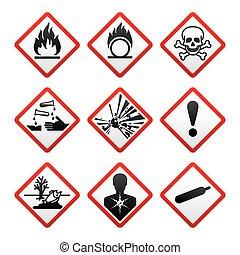 Neue Sicherheitssymbole