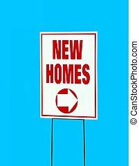 Neues Hauszeichen