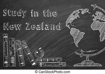 neuseeland, studieren