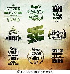 notieren, ermutigen, inspirational