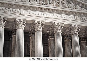 Oberster Gerichtshof der Vereinigten Staaten