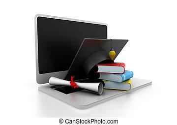Online-Ausbildung.