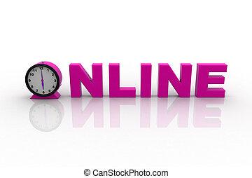 Online-Unterstützung