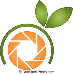 Orangenfotografie-Logo