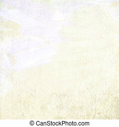 Pale Grunge-Simured Background