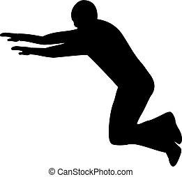 Parkour Jumper.