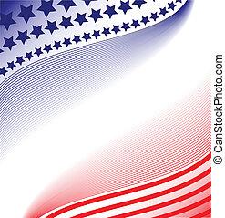 Patriotische Abstraktion