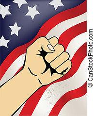 Patriotisches Symbol