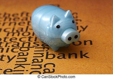 Piggy Bankkonzept