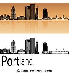 Portland V2 Skyline.