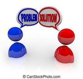 Problem- und Lösungsunterstützung von Kunden.