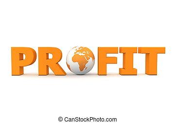 Profitwelt orange