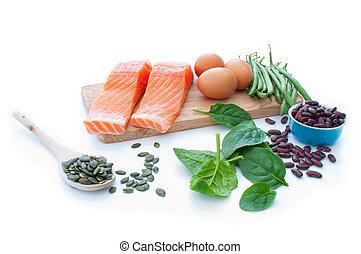 Protein-Superfood-Diät