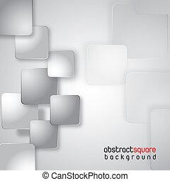 Quadratvektor