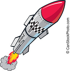rakete, rakete