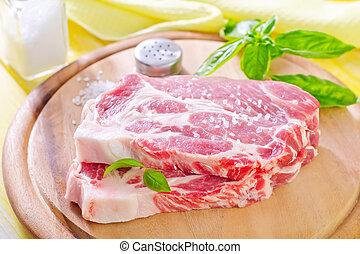 Raw Fleisch.