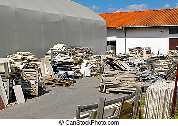 Recycling-Marmor