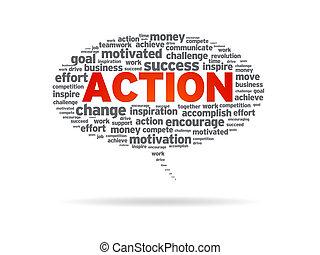 Redeblase - Action