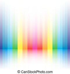 regenbogen, streifen, hintergrund