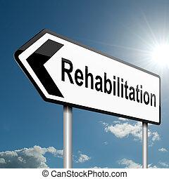 Rehabilitationskonzept.