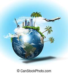 Reise- und Tourismuskollaps