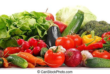 Rohes Gemüse