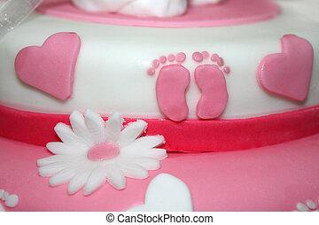 rosa, babay, kuchen