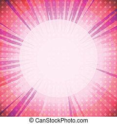 rosa, licht, hintergrund