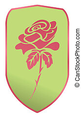 Rose Vektor Illustration