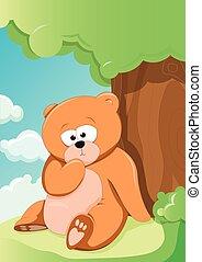 Süßer Bär.