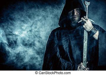 Scharfes Schwert