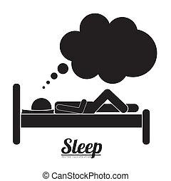 Schlafdesign.