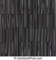 schwarzer hintergrund, parkett