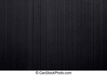 Schwarzes Aluminium