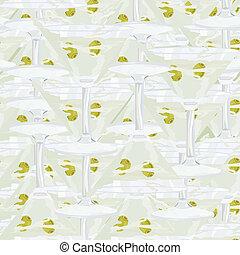 seamless, martini