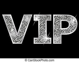 Sehr wichtige Person - VIP Ikone.