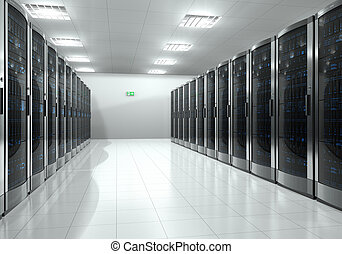 Serverraum-Innen