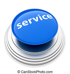 Service-Druck-Knopf-Konzept