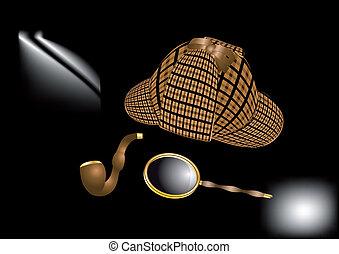 Sherlock Holmes Kit.
