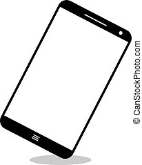 Smartphone Illustration Design.