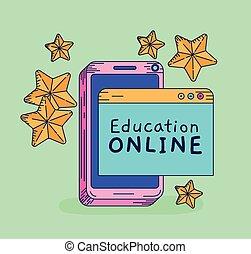 smartphone, webpage