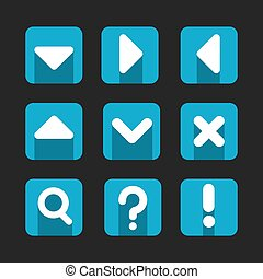 Soft Icon Set.