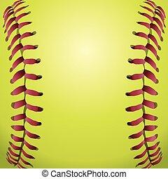Softball-Schnittstellen